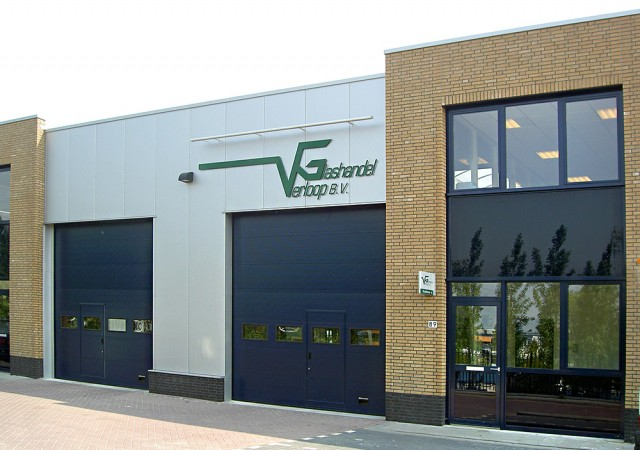 Glashandel Verloop